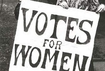 suffragettes and feminism