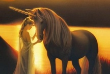 They Will Stare Unbelieving... / ...at the last unicorn...