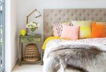 Bedrooms / Find the bedroom inspirations for you to create the relaxing space that you need.