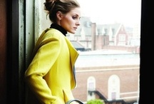 Obsessed w/ This Bitche's Style / Olivia Palermo, oiy. / by Mandie Murphy