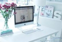 HOME | Office / When I have an office of my own :) / by Madison Wetherill