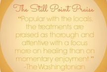 Why Clients Love Us! / by The Still Point Wellness Spas