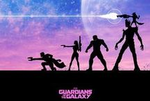 If we can't guard the galaxy, you can be damned well sure we'll avenge it! / I am Groot.