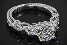 Engagement Rings / by Dana Markech