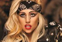 ϟ Lady ★ Gaga ϟ / All things Gaga! / by Angie Ortenblad