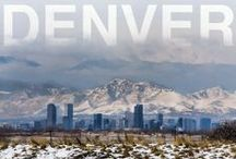 Moving to Denver / Congrats, you're going to the beautiful city of Denver! Here are some of our favorite places and helpful tips for you when you explore your new city.
