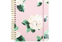 planners make dreams come true / using a planner can help you reach your dreams and goals.  use it daily to organize your ideas and know what tiny step to focus on each day.  what's on your agenda?
