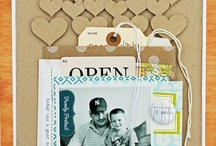 Scrapbooking / by Charlene Cundy