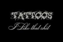 Tattoos / by Tonya Drayton