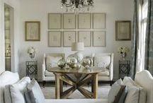 Living Room / by Elizabeth Denson Boshell
