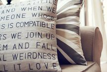I ♥ Pillows / by Traci Herger