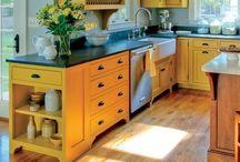 Dream Kitchen Ideas / by Traci Herger