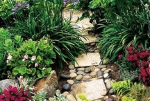 Garden Paths/Steps/Gates / by Traci Herger