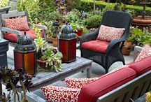 Patio Madness / by Traci Herger