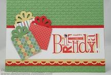 Birthday Cards#1 / by Dianne Glanz