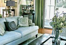 Interior Design Ideas / by Traci Herger