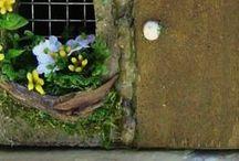 Secret garden / by Pat O'Neal Agee