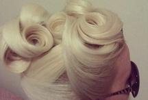 Hair / by Caitlin Morgan