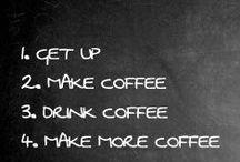 .:coffee:. / by Elle Erre