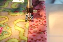 Crafting: Sewing / by Jessica Talstein