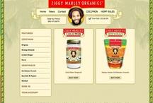 Ziggy Marley Organics / by Bob Marley