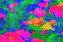 Mood Boards, Patterns & Textiles / Pattern inspiration. Color ways. Pattern creativity