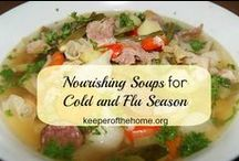 Food: Soup & Salad / by Jessica Talstein