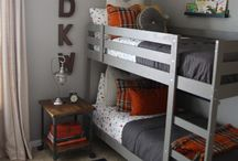 Boys Bedroom Makeover / by Traci Herger