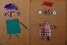 Children's Art Club ideas / by Caitlin Morgan