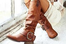 Boots, heels and sandels / by Traci Herger