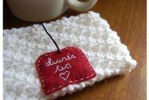 Knitting aka therapy / by Jenna Mason