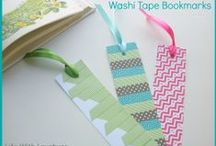 Craft Projects - Washi Tape