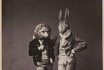 (Easter) Bunnies & Santas: Not Easy / by Carolyn Kumi