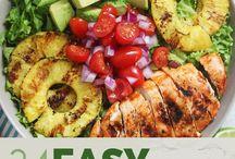 Maratón 2015 / Tíos e ideas de comida y bebidas saludables. Healthy food and snack