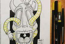 mAs'sketchbook / scribbles&sketches