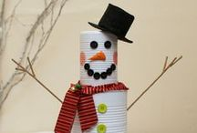 Christmas Crafts / by Kelli White