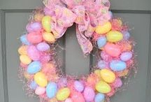 Easter Crafts / by Kelli White