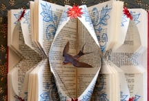 Recycled Books & Paper / Where the love of books intersects with the creativity of artists.
