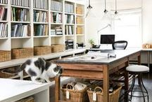 office / by Sania Smiles