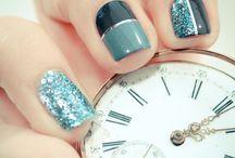 Nails + Polish / by Jacque Lamkin