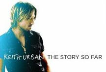 Everything Keith Urban / by Annmarie Kinsella