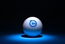 Sphero / Sphero is the world's first robot ball controlled by your smartphone or tablet. 25+ apps let you drive, swim, control on screen play, use table top party games to compete with friends, or bedevil your golden retriever. Sophisticated enough for a man – fun for the whole family. gosphero.com