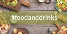 Food and drinks / All kinds of recipes, drinks, babyfood ideas,...