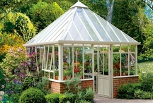 Greenhouse / We design, build, and maintain greenhouses with our own greenhouse department.  Inspiration, tips, and more!