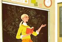 Illustrators of books n stuff / by Bruce Levitan