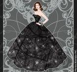 Marrero Fashion Illustration / Images of my Fashion illustration work