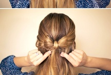 Cute Hair Styles / by Rhianna Shepard