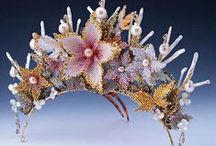 Crowning Glory / Tiaras, Crowns, & other adornments / by Donna Ragsdale