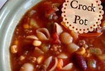 Crock Pot Creativity / Easy recipes for those days when you have better things to do than  hang out in the kitchen!