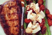 Healthy Eating  / by Rhianna Shepard